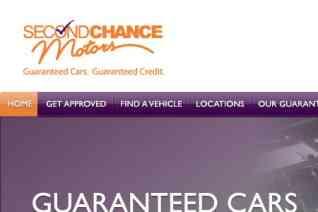 Second Chance Motors reviews and complaints