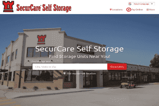 SecurCare Self Storage reviews and complaints