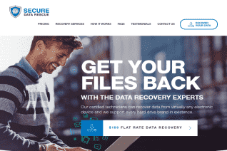 Secure Data Rescue reviews and complaints