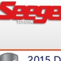 Seeger Toyota reviews and complaints
