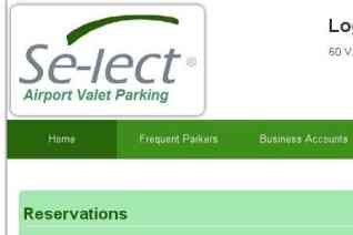 Select Airport Valet Parking reviews and complaints