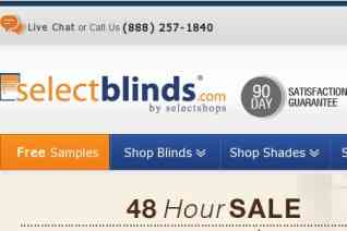 Select Blinds reviews and complaints