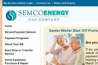 Semco Energy Gas Company reviews and complaints