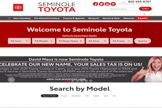 Seminole Toyota reviews and complaints