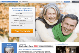 Senior Friend Finder reviews and complaints