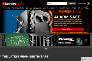 Sentry Safe reviews and complaints