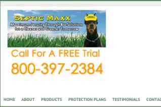 Septic Maxx reviews and complaints