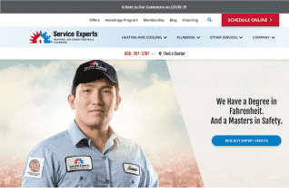 Service Experts reviews and complaints