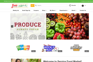 Service Food Market reviews and complaints