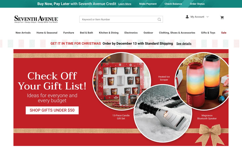 Seventh Avenue reviews and complaints
