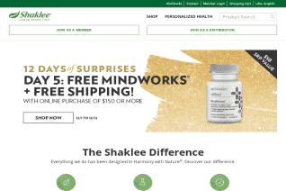 Shaklee reviews and complaints