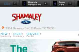 Shamaley Ford reviews and complaints