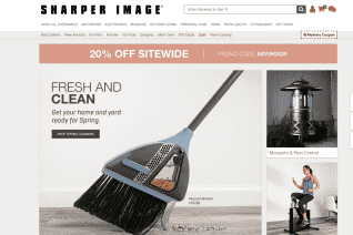 Sharper Image reviews and complaints