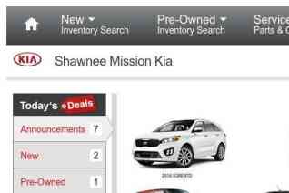 Shawnee Mission Kia reviews and complaints