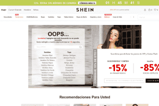 Shein Mexico reviews and complaints