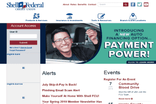 Shell Federal Credit Union reviews and complaints