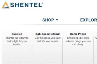 Shentel reviews and complaints