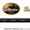 Sheridan Logistics reviews and complaints