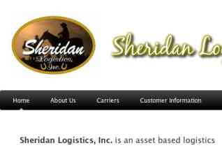 Sheridan Logistics reviews and complaints