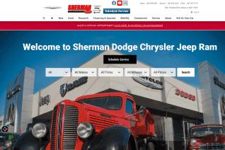 Sherman Dodge reviews and complaints