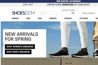 Shoes Com reviews and complaints