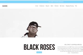 Shop Black Roses reviews and complaints