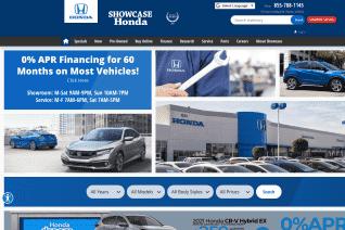 Showcase Honda reviews and complaints