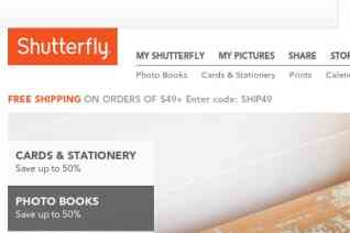 Shutterfly reviews and complaints
