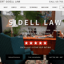 Sidell Law reviews and complaints