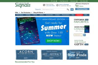 Signals reviews and complaints