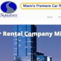 Signature Rent A Car