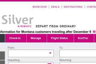Silver Airways reviews and complaints