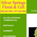 Silver Springs Floral abd Gift reviews and complaints