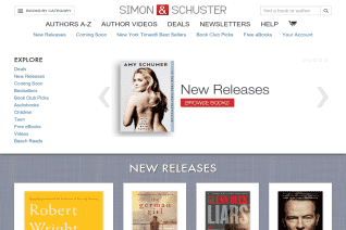 Simon And Schuster reviews and complaints