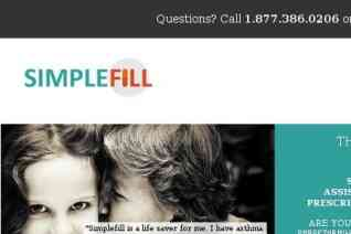Simplefill reviews and complaints