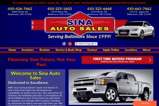 Sina Auto Sales reviews and complaints