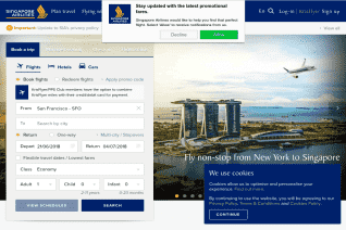 Singapore Airlines reviews and complaints