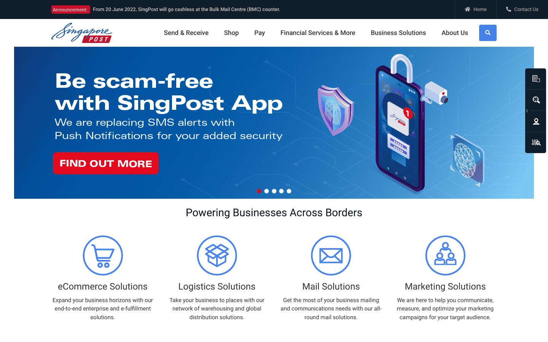 Singapore Post reviews and complaints