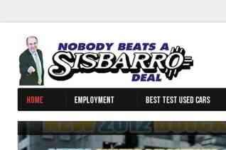 Sisbarro Dealerships reviews and complaints