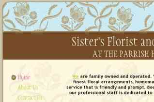 Sisters Florist and Bakery reviews and complaints
