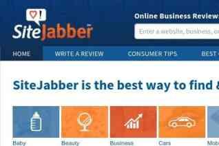 Sitejabber reviews and complaints
