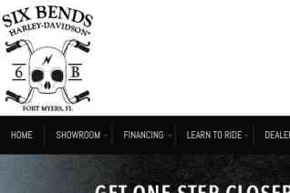 Six Bends Harley Davidson reviews and complaints