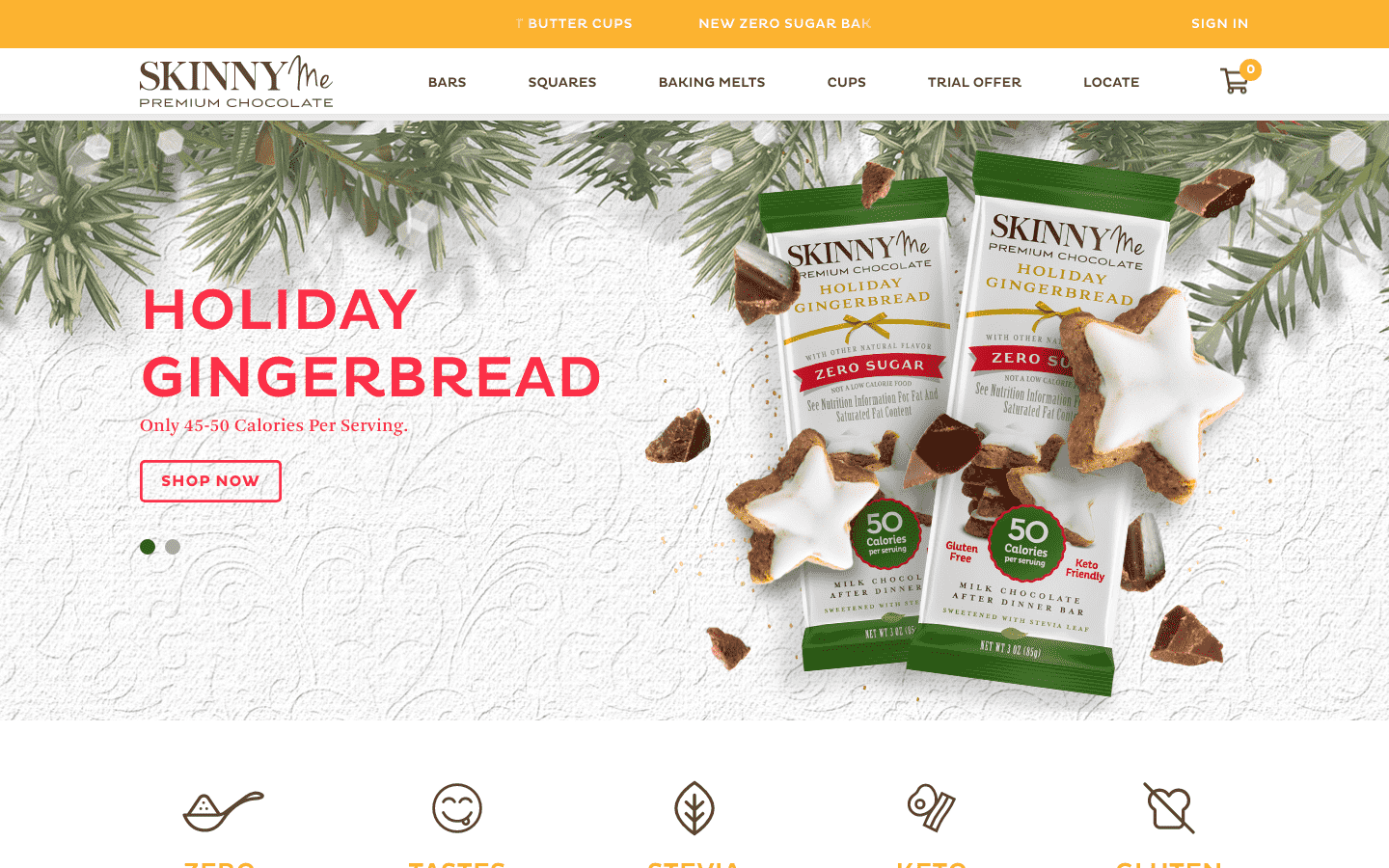 Skinny Me Chocolate reviews and complaints
