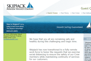 Skipjack Premium Finance reviews and complaints