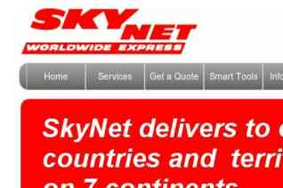 Skynet Worldwide Express reviews and complaints