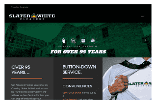 Slater White Cleaners reviews and complaints
