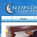 Sleep Comfort Adjustable Bed