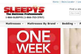 Sleepys reviews and complaints