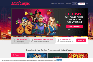 Slots of Vegas reviews and complaints