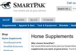 SmartPak Equine reviews and complaints
